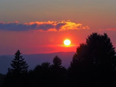 Ambiance coucher de soleil 1