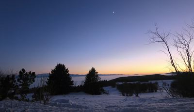 Ambiance coucher de soleil 3