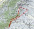 parcours env 7 Km