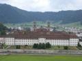 Einsiedlen et son monastère